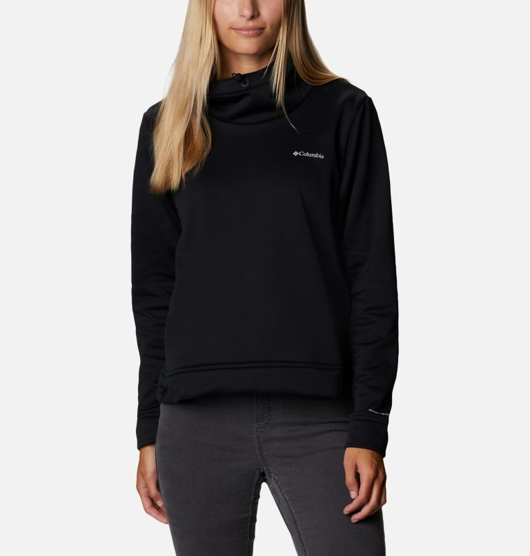 Women's Out-Shield™ Dry Fleece Hoodie Women's Out-Shield™ Dry Fleece Hoodie, front