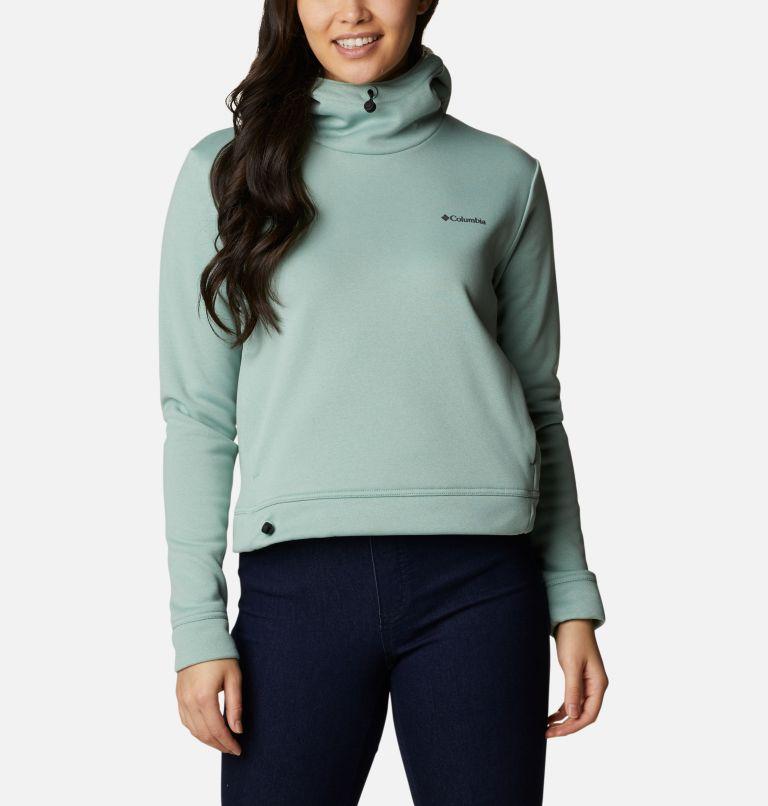 Hoodie en Molleton Out-Shield™ Dry Femme Hoodie en Molleton Out-Shield™ Dry Femme, front