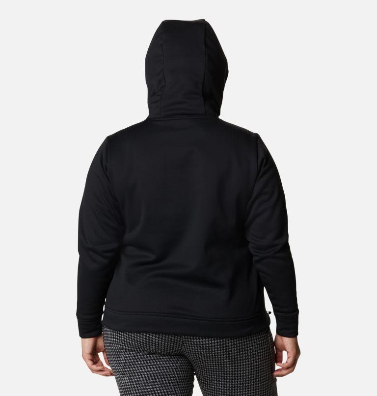 Women's Out-Shield™ Dry Fleece Hoodie - Plus Size Women's Out-Shield™ Dry Fleece Hoodie - Plus Size, back