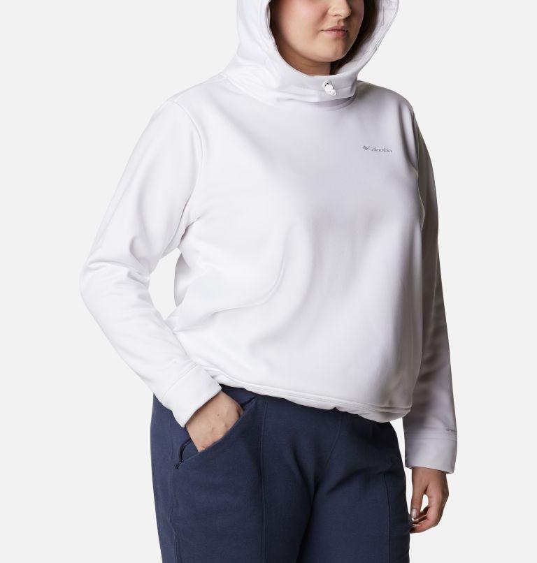 Women's Out-Shield™ Dry Fleece Hoodie - Plus Size Women's Out-Shield™ Dry Fleece Hoodie - Plus Size, a4
