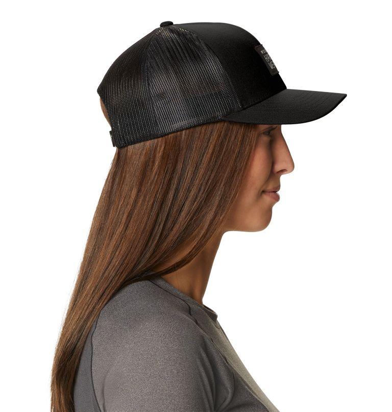 MHW Logo™ Trucker Hat   010   O/S MHW Logo™ Unisex Trucker Hat, Black, a2