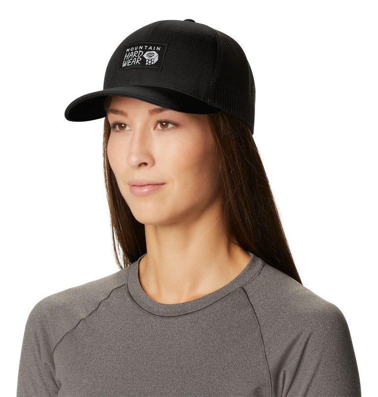 MHW Logo™ Trucker Hat   010   O/S MHW Logo™ Unisex Trucker Hat, Black, a3