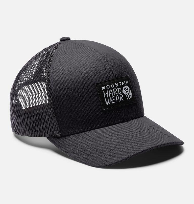 MHW Logo™ Trucker Hat   010   O/S MHW Logo™ Unisex Trucker Hat, Black, a4