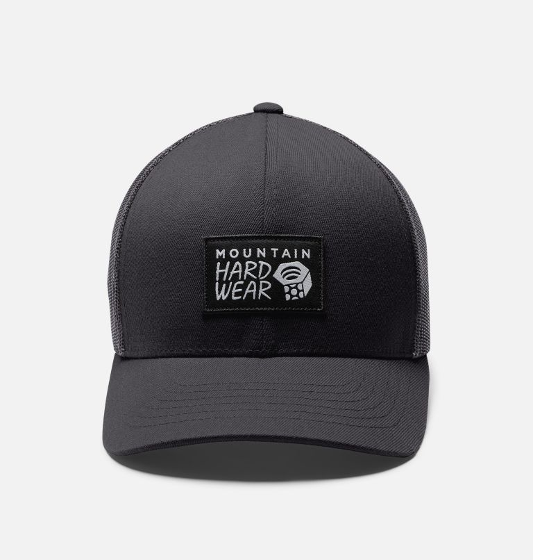 MHW Logo™ Trucker Hat   010   O/S MHW Logo™ Trucker Hat Unisex, Black, a6