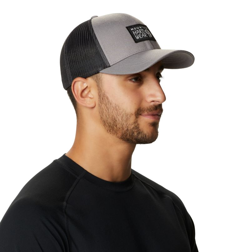 MHW Logo™ Trucker Hat | 073 | O/S MHW Logo™ Trucker Hat Unisex, Manta Grey, a1