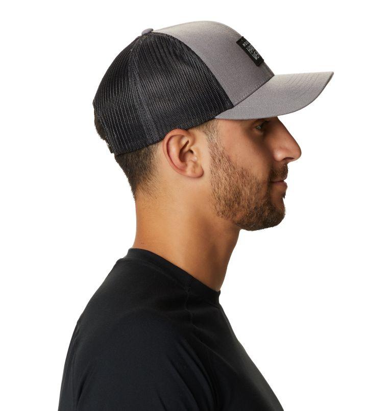 MHW Logo™ Trucker Hat   073   O/S MHW Logo™ Unisex Trucker Hat, Manta Grey, a2