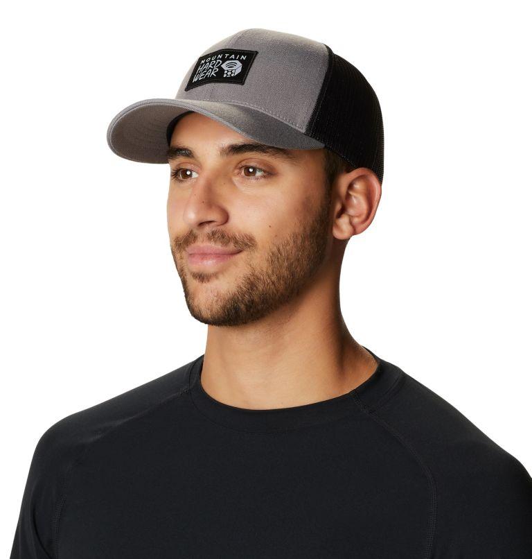 MHW Logo™ Trucker Hat   073   O/S MHW Logo™ Unisex Trucker Hat, Manta Grey, a3
