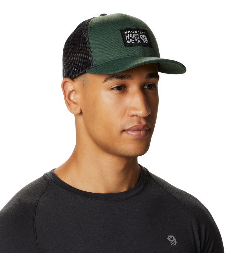 MHW Logo™ Trucker Hat   352   O/S MHW Logo™ Unisex Trucker Hat, Black Spruce, a1