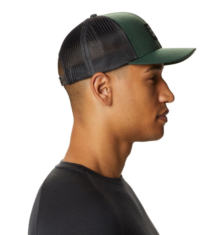 MHW Logo™ Trucker Hat | 352 | O/S MHW Logo™ Trucker Hat Unisex, Black Spruce, a2