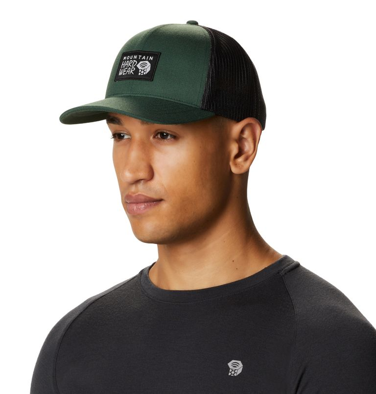 MHW Logo™ Trucker Hat | 352 | O/S MHW Logo™ Trucker Hat Unisex, Black Spruce, a3