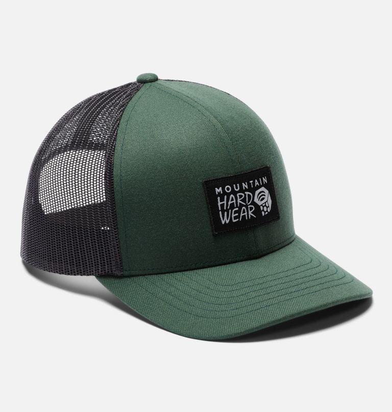 MHW Logo™ Trucker Hat   352   O/S MHW Logo™ Unisex Trucker Hat, Black Spruce, a4