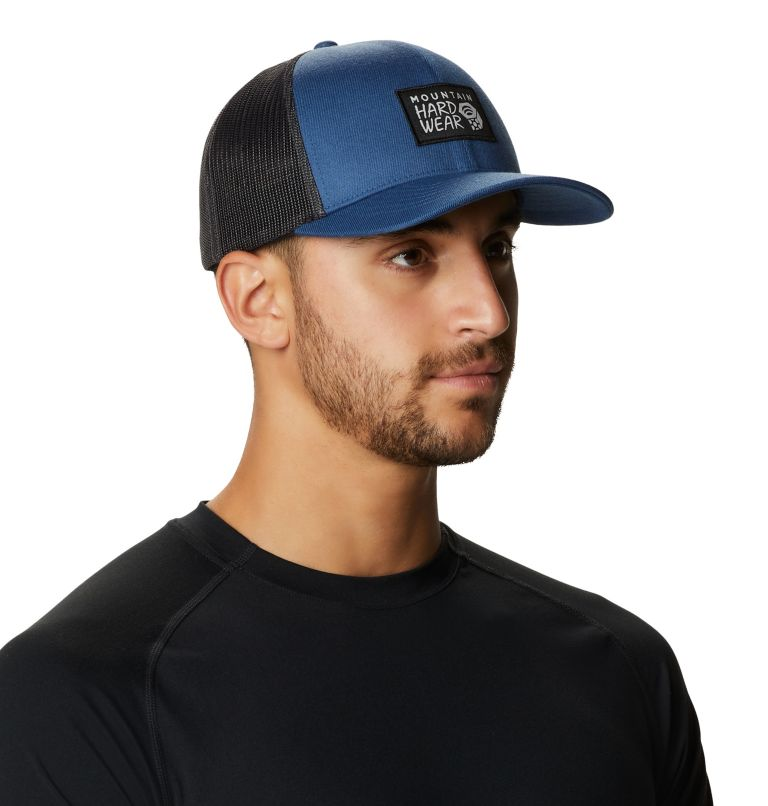 MHW Logo™ Trucker Hat | 402 | O/S MHW Logo™ Trucker Hat Unisex, Blue Horizon, a1