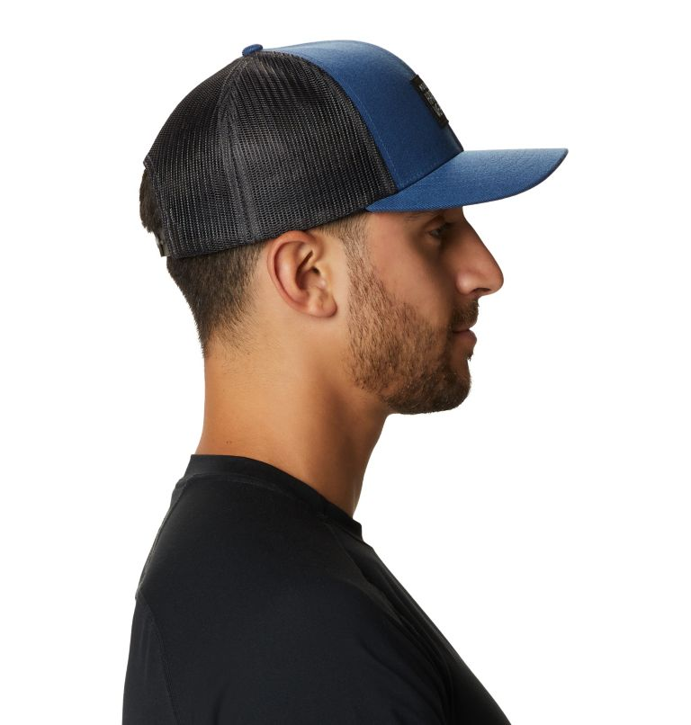 MHW Logo™ Trucker Hat | 402 | O/S MHW Logo™ Unisex Trucker Hat, Blue Horizon, a2