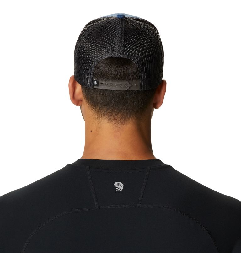 MHW Logo™ Trucker Hat | 402 | O/S MHW Logo™ Trucker Hat Unisex, Blue Horizon, back