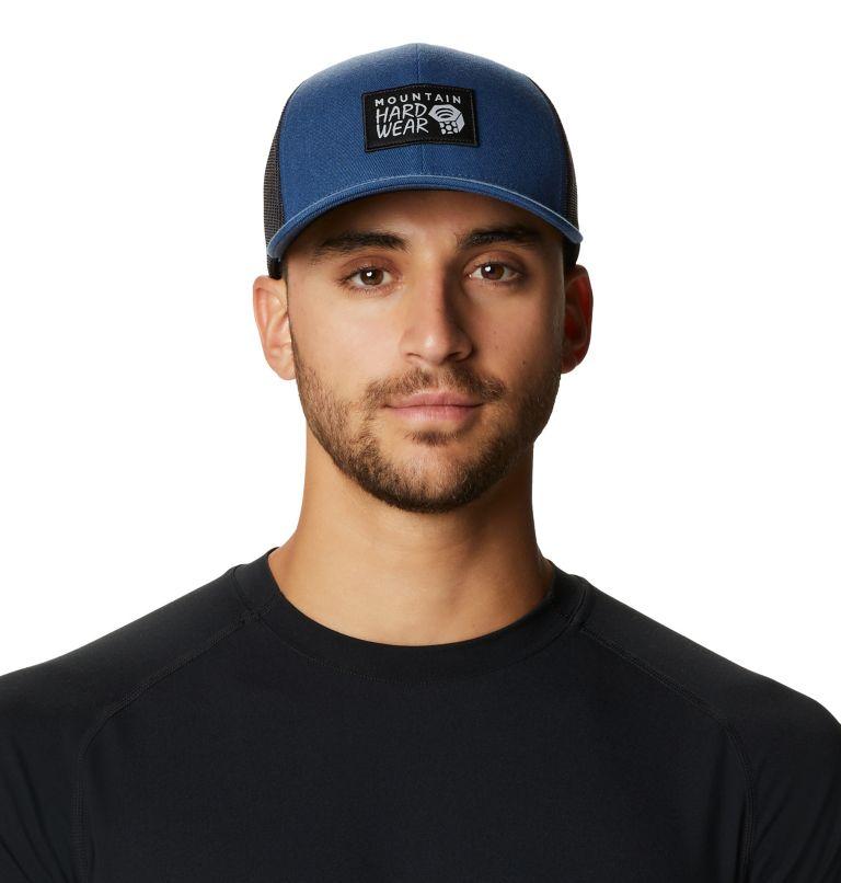 MHW Logo™ Trucker Hat | 402 | O/S MHW Logo™ Trucker Hat Unisex, Blue Horizon, front