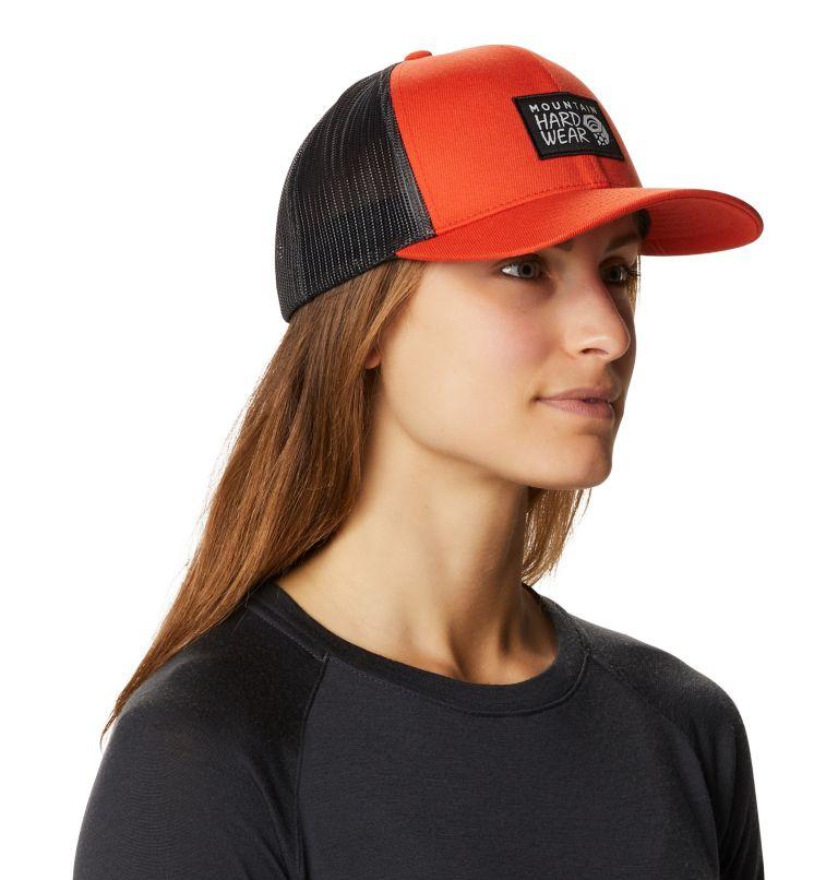 MHW Logo™ Trucker Hat | 840 | O/S MHW Logo™ Unisex Trucker Hat, Dark Clay, a1