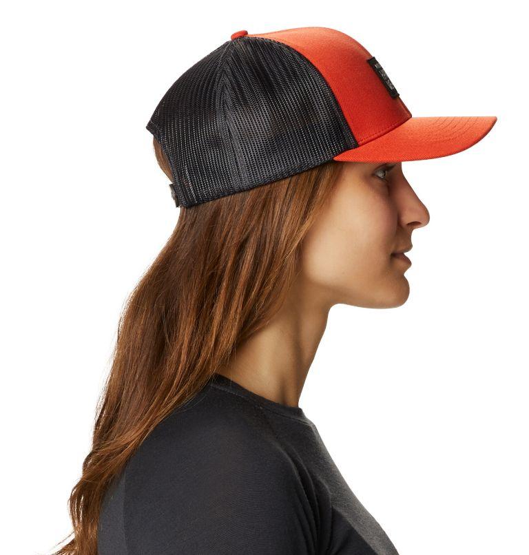MHW Logo™ Trucker Hat | 840 | O/S MHW Logo™ Unisex Trucker Hat, Dark Clay, a2