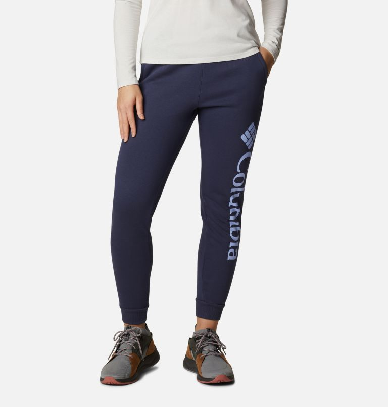 Women's Columbia™ Logo Fleece Joggers Women's Columbia™ Logo Fleece Joggers, front