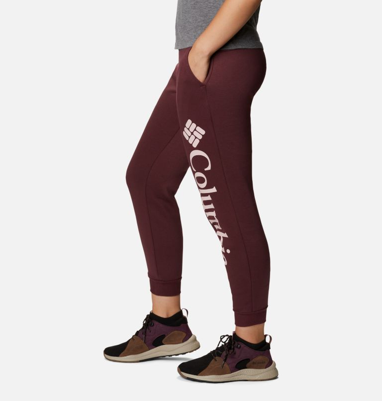 Women's Columbia™ Logo Fleece Joggers Women's Columbia™ Logo Fleece Joggers, a1