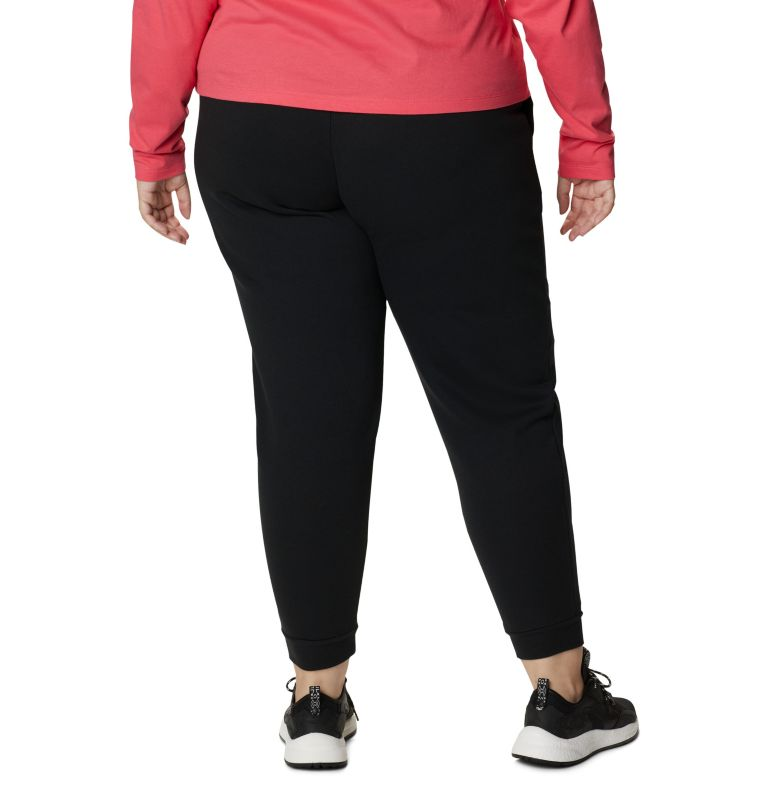 Women's Columbia™ Logo Fleece Jogger - Plus Size Women's Columbia™ Logo Fleece Jogger - Plus Size, back