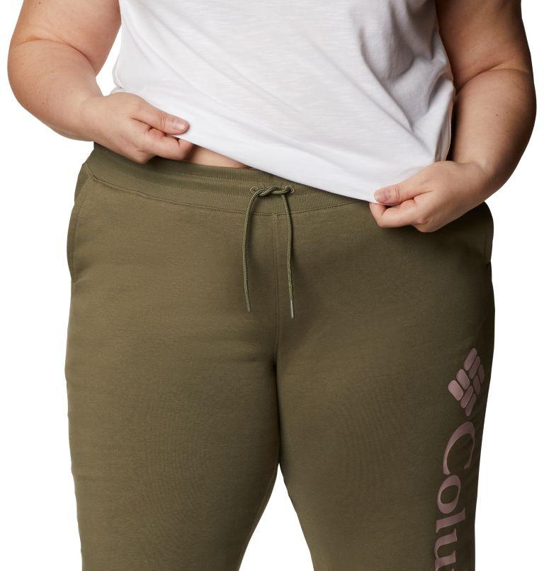 Women's Columbia™ Logo Fleece Jogger - Plus Size Women's Columbia™ Logo Fleece Jogger - Plus Size, a2