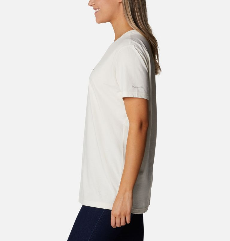 Earth Day Graphic Tee   100   S T-shirt imprimé Earth Day pour femme, Natural White, Love the Polar Bear, a1