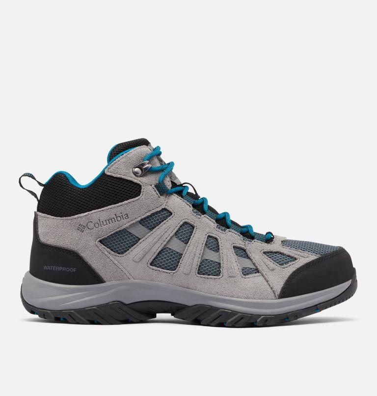 REDMOND™ III MID WATERPROOF | 053 | 12 Men's Redmond™ III Mid Waterproof Hiking Boot, Graphite, Black, front