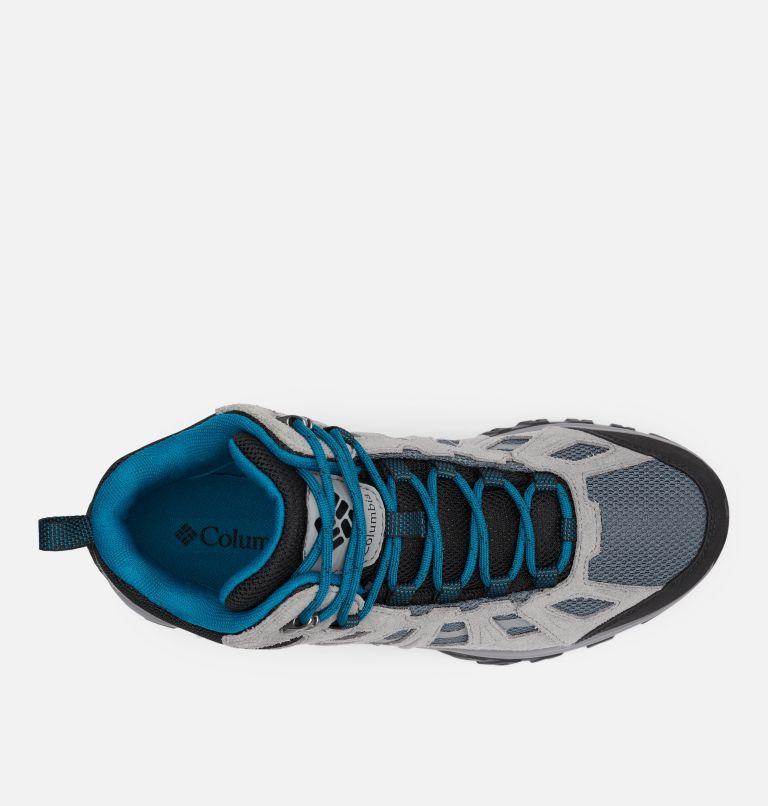 REDMOND™ III MID WATERPROOF | 053 | 12 Men's Redmond™ III Mid Waterproof Hiking Boot, Graphite, Black, top