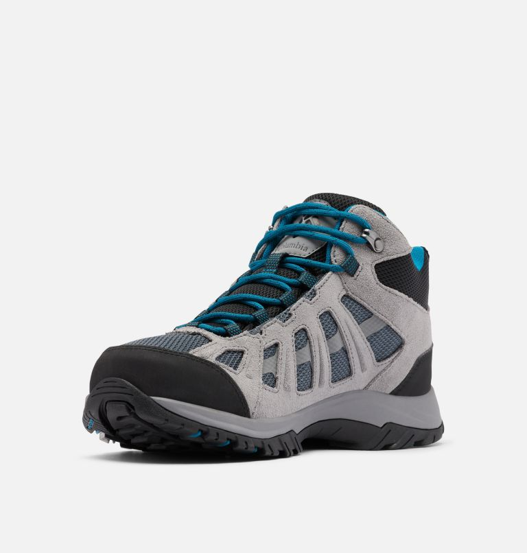 REDMOND™ III MID WATERPROOF WIDE | 053 | 9 Men's Redmond™ III Mid Waterproof Hiking Shoe - Wide, Graphite, Black