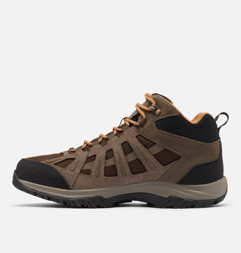 REDMOND™ III MID WATERPROOF WIDE | 231 | 10 Men's Redmond™ III Mid Waterproof Hiking Shoe - Wide, Cordovan, Elk, medial