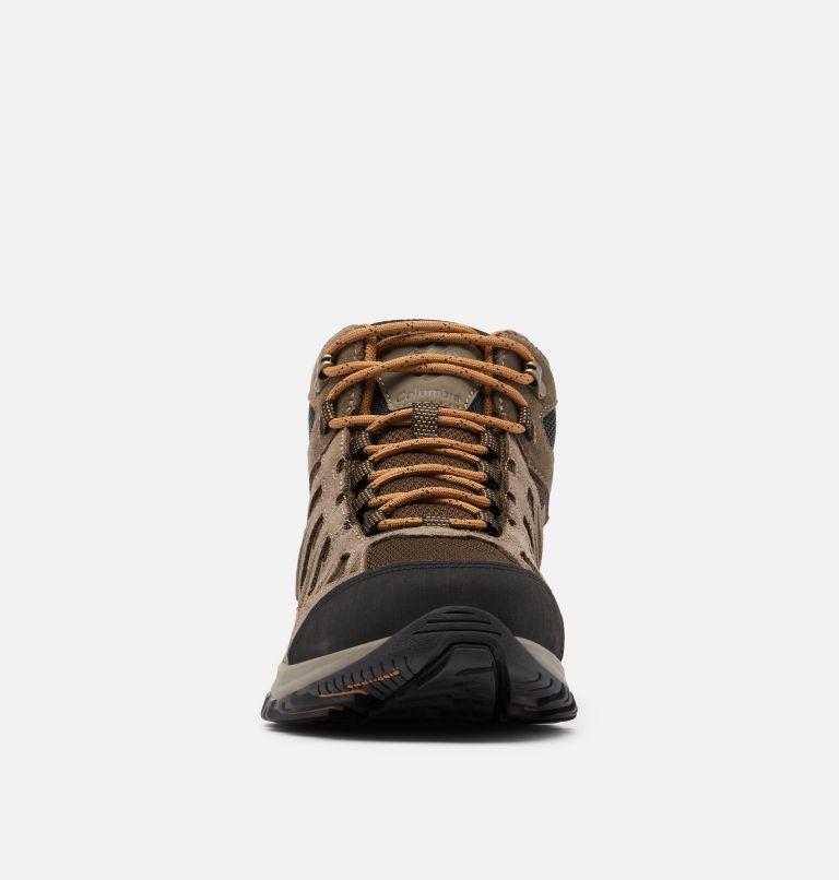 REDMOND™ III MID WATERPROOF WIDE | 231 | 10 Men's Redmond™ III Mid Waterproof Hiking Shoe - Wide, Cordovan, Elk, toe