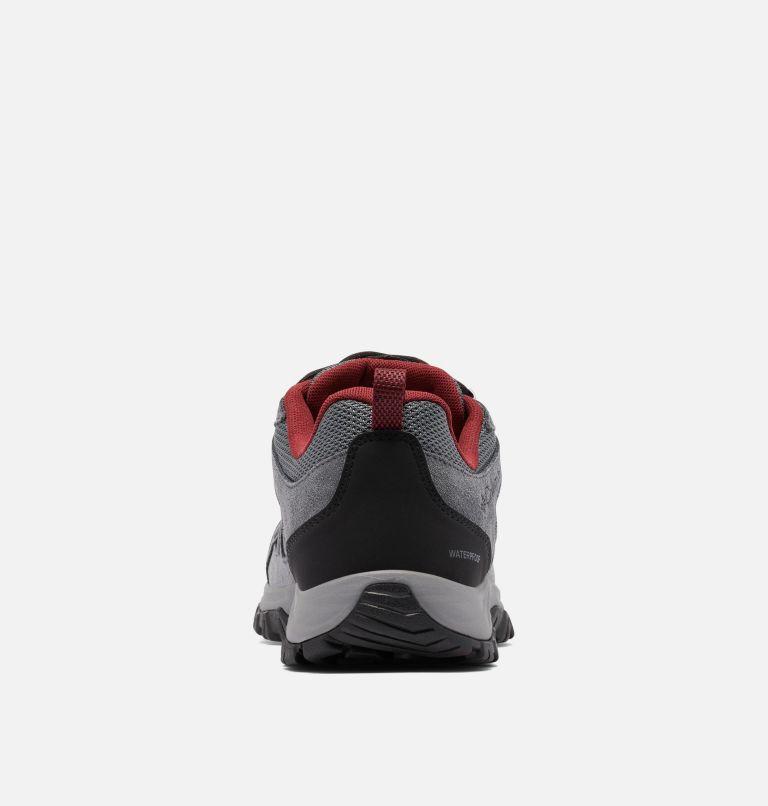 REDMOND™ III WATERPROOF | 033 | 7 Men's Redmond™ III Waterproof Hiking Shoe, ti Grey Steel, Black, back