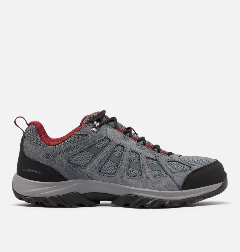 REDMOND™ III WATERPROOF | 033 | 7 Men's Redmond™ III Waterproof Hiking Shoe, ti Grey Steel, Black, front