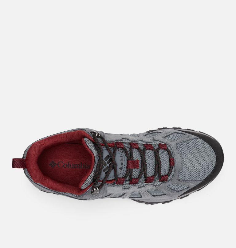 REDMOND™ III WATERPROOF | 033 | 7 Men's Redmond™ III Waterproof Hiking Shoe, ti Grey Steel, Black, top