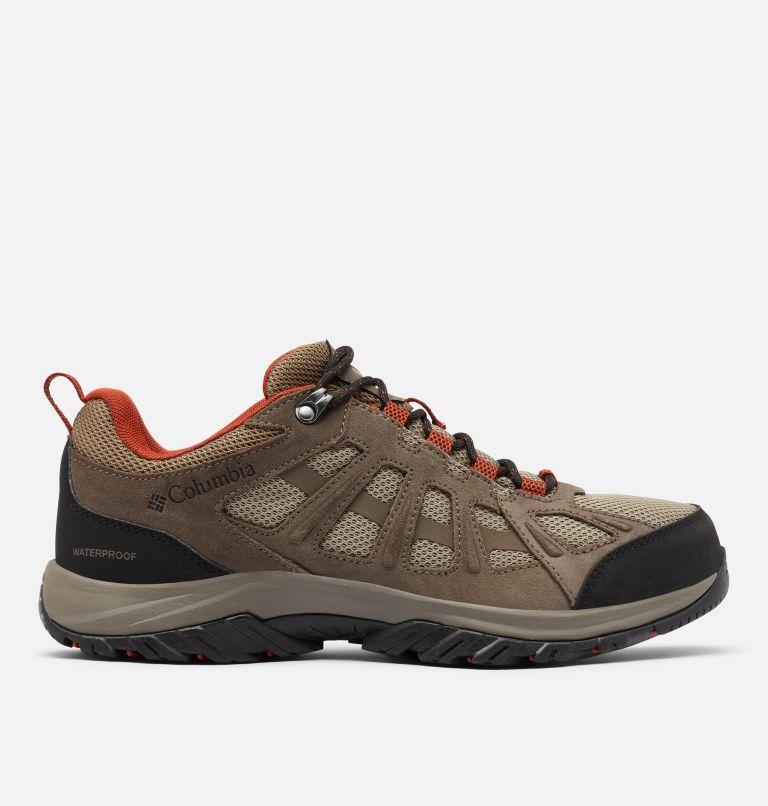 REDMOND™ III WATERPROOF WIDE | 227 | 7.5 Men's Redmond™ III Waterproof Hiking Shoe - Wide, Pebble, Dark Sienna, front