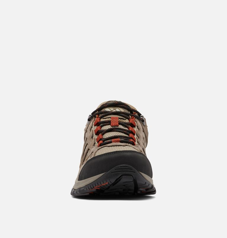 REDMOND™ III WATERPROOF WIDE | 227 | 7.5 Men's Redmond™ III Waterproof Hiking Shoe - Wide, Pebble, Dark Sienna, toe