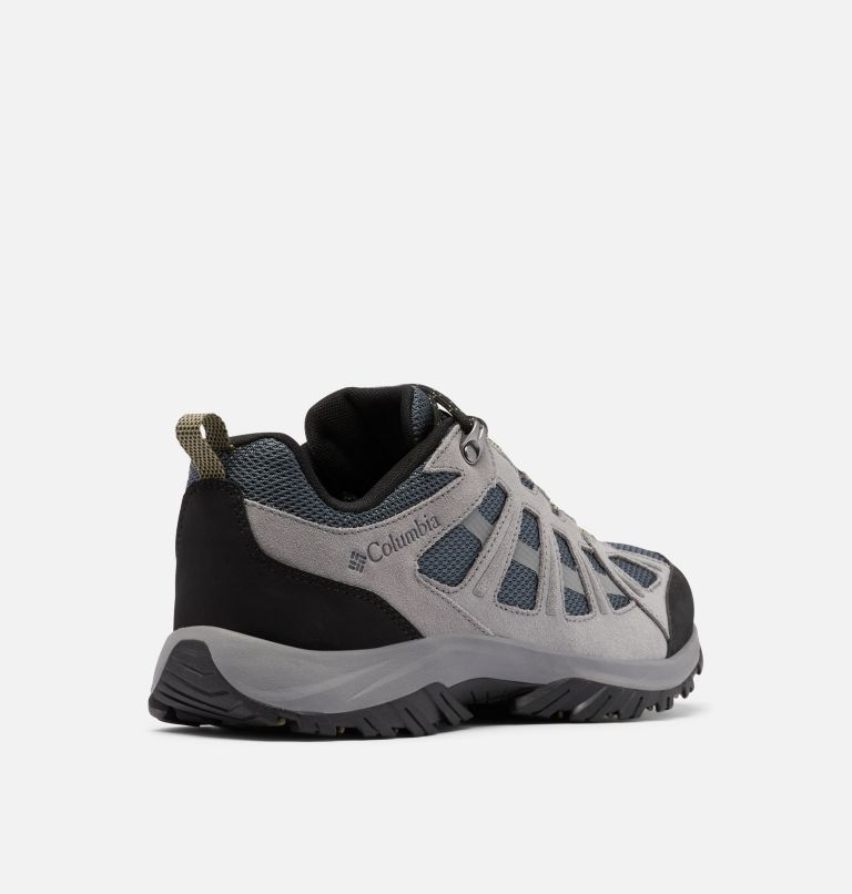 REDMOND™ III | 053 | 10.5 Men's Redmond™ III Hiking Shoe, Graphite, Black, 3/4 back