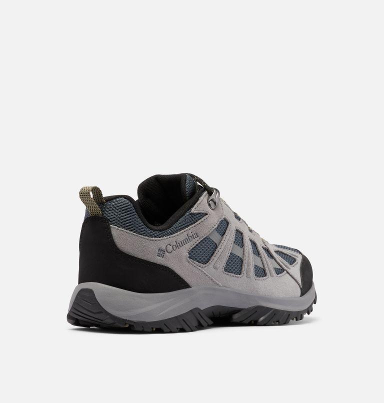 REDMOND™ III | 053 | 10 Men's Redmond™ III Hiking Shoe, Graphite, Black, 3/4 back