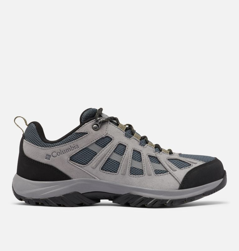 REDMOND™ III | 053 | 10.5 Men's Redmond™ III Hiking Shoe, Graphite, Black, front