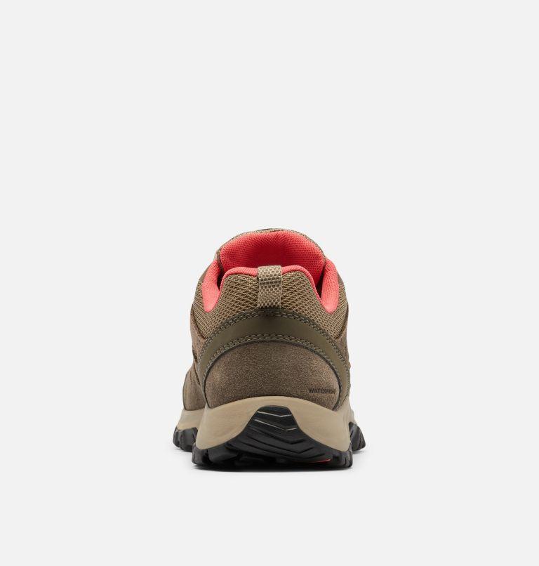 REDMOND™ III WATERPROOF | 227 | 8.5 Women's Redmond™ III Waterproof Hiking Shoe, Pebble, Red Coral, back