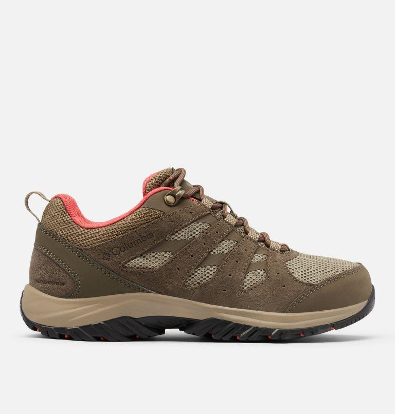 REDMOND™ III WATERPROOF | 227 | 8.5 Women's Redmond™ III Waterproof Hiking Shoe, Pebble, Red Coral, front