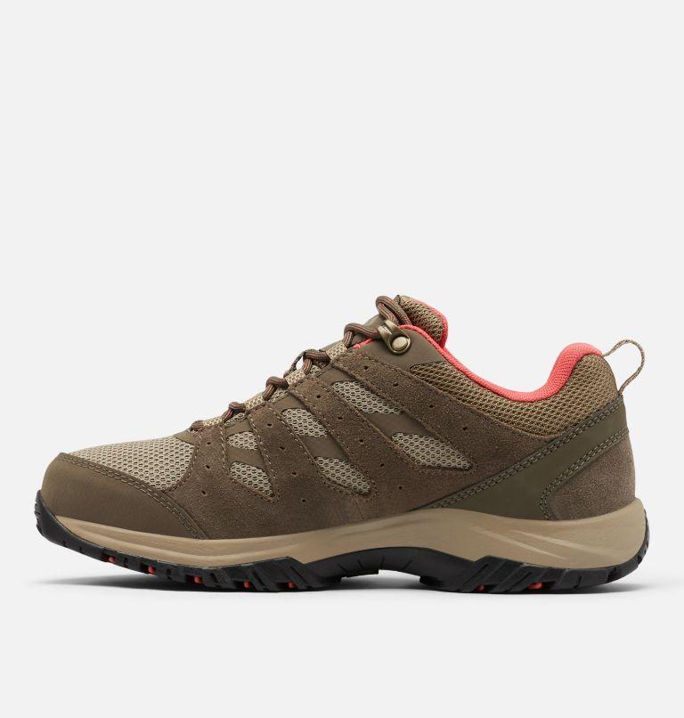REDMOND™ III WATERPROOF | 227 | 8.5 Women's Redmond™ III Waterproof Hiking Shoe, Pebble, Red Coral, medial