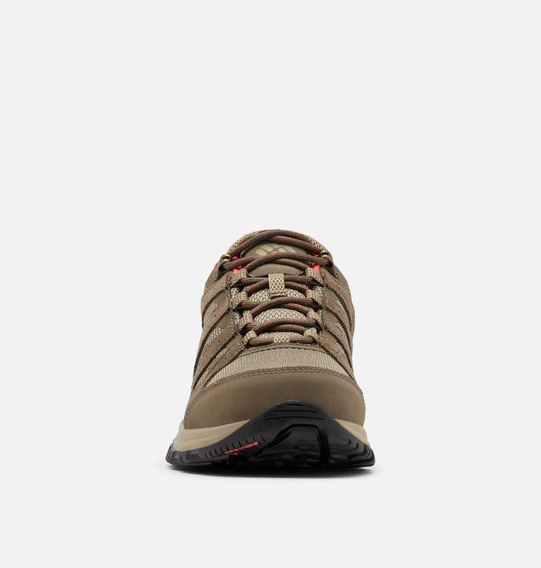 REDMOND™ III WATERPROOF | 227 | 8.5 Women's Redmond™ III Waterproof Hiking Shoe, Pebble, Red Coral, toe