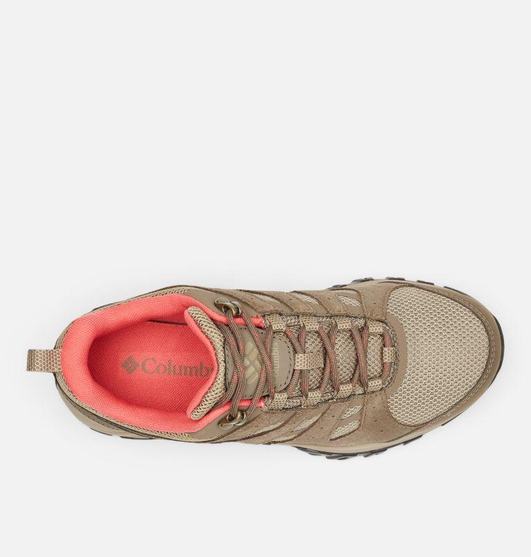 REDMOND™ III WATERPROOF | 227 | 8.5 Women's Redmond™ III Waterproof Hiking Shoe, Pebble, Red Coral, top