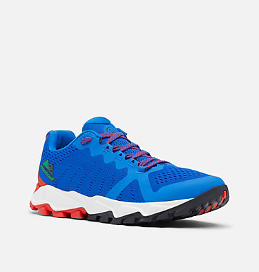 TRANS ALPS™ F.K.T. III UTMB TRANS ALPS™ F.K.T. III UTMB | 409 | 10.5, Blue Macaw, Kelly, 3/4 front