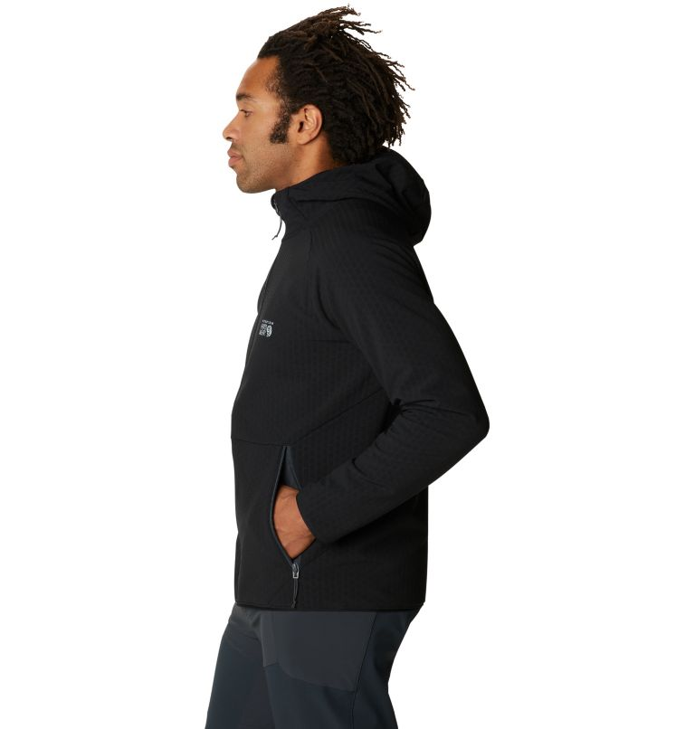 Men's Keele™ Grid Full Zip Hoody Men's Keele™ Grid Full Zip Hoody, a1