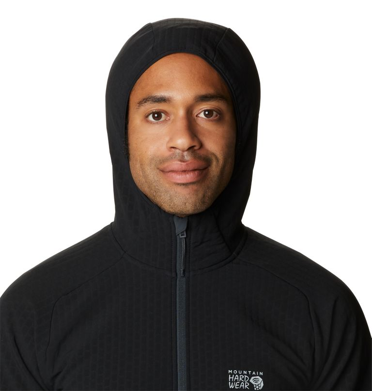 Men's Keele™ Grid Full Zip Hoody Men's Keele™ Grid Full Zip Hoody, a2