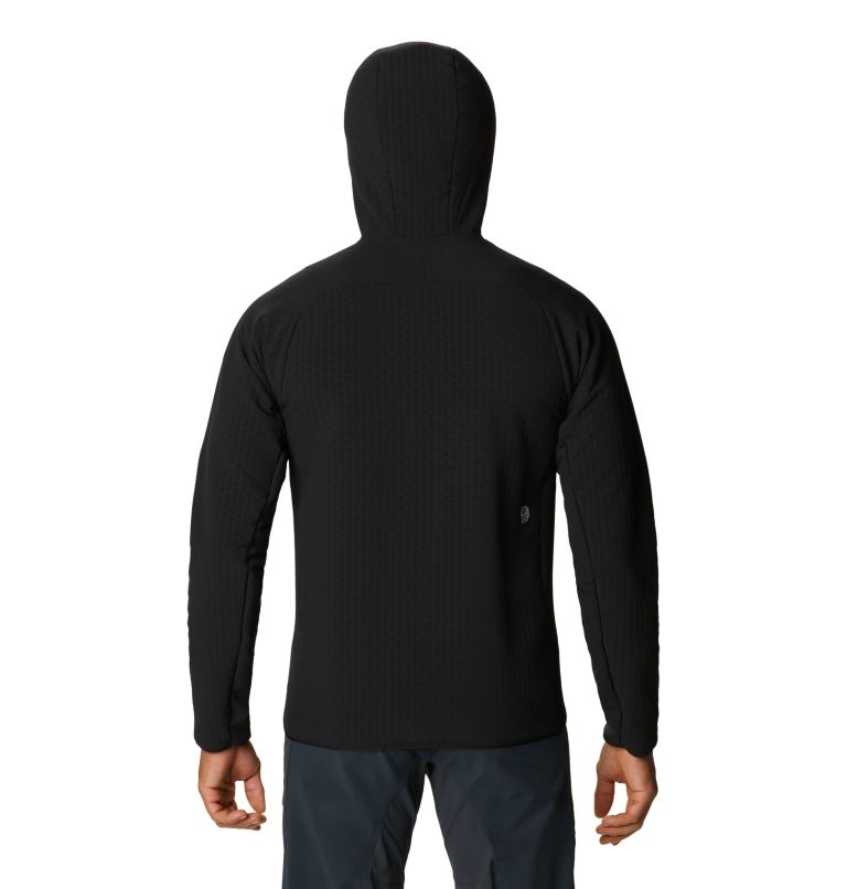 Men's Keele™ Grid Full Zip Hoody Men's Keele™ Grid Full Zip Hoody, back