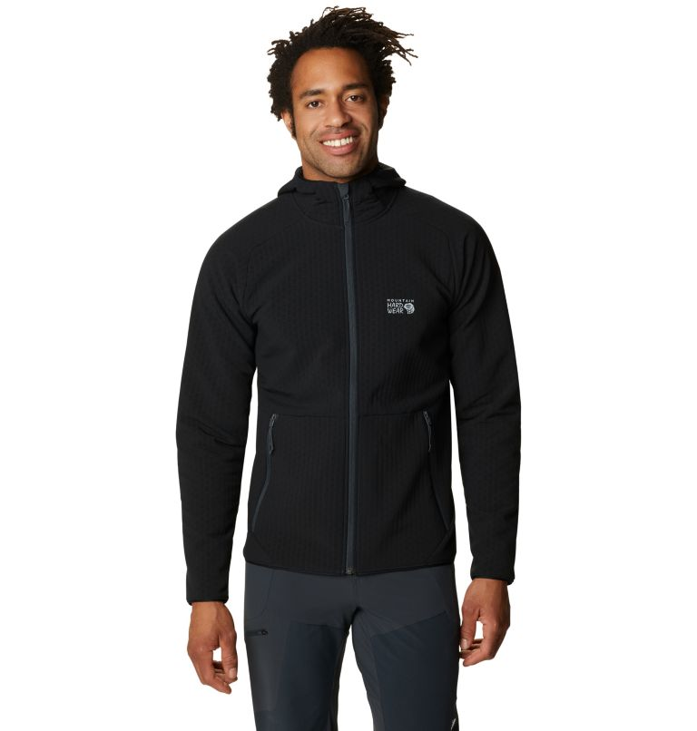 Men's Keele™ Grid Full Zip Hoody Men's Keele™ Grid Full Zip Hoody, front