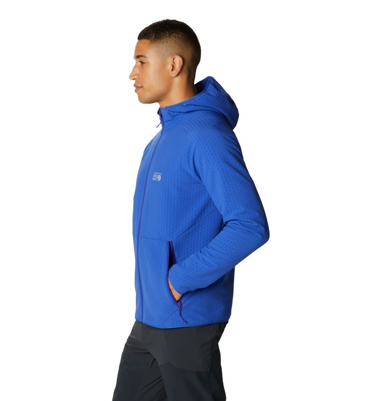 Men's Keele™ Grid Hoody Men's Keele™ Grid Hoody, a1
